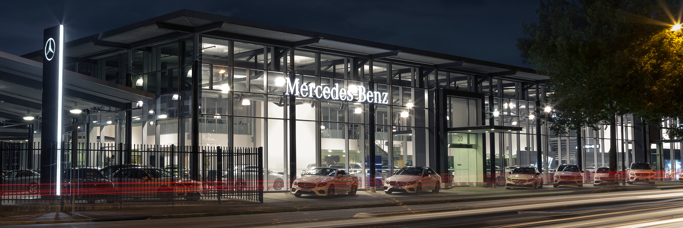 dealers mercedes benz ny motors ca to la welcome downtown los dealer angeles in