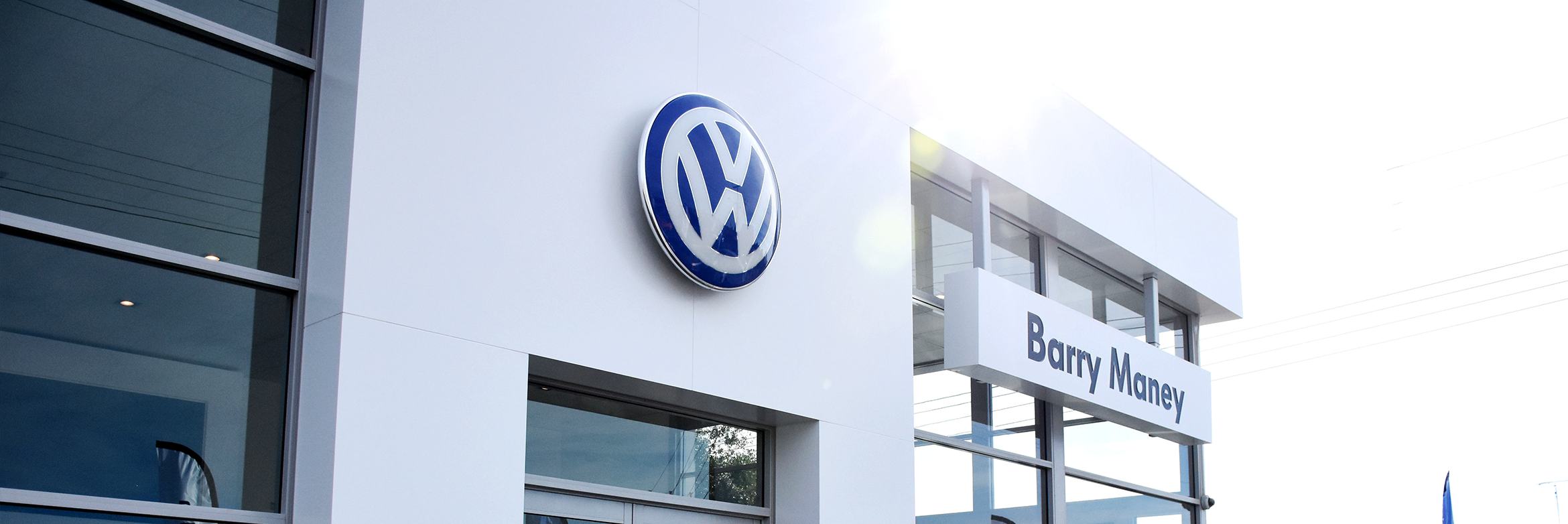 Barry Maney Volkswagen - CMV Group