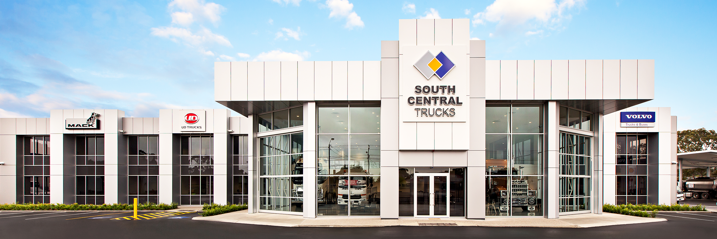 South Central Trucks - CMV Group