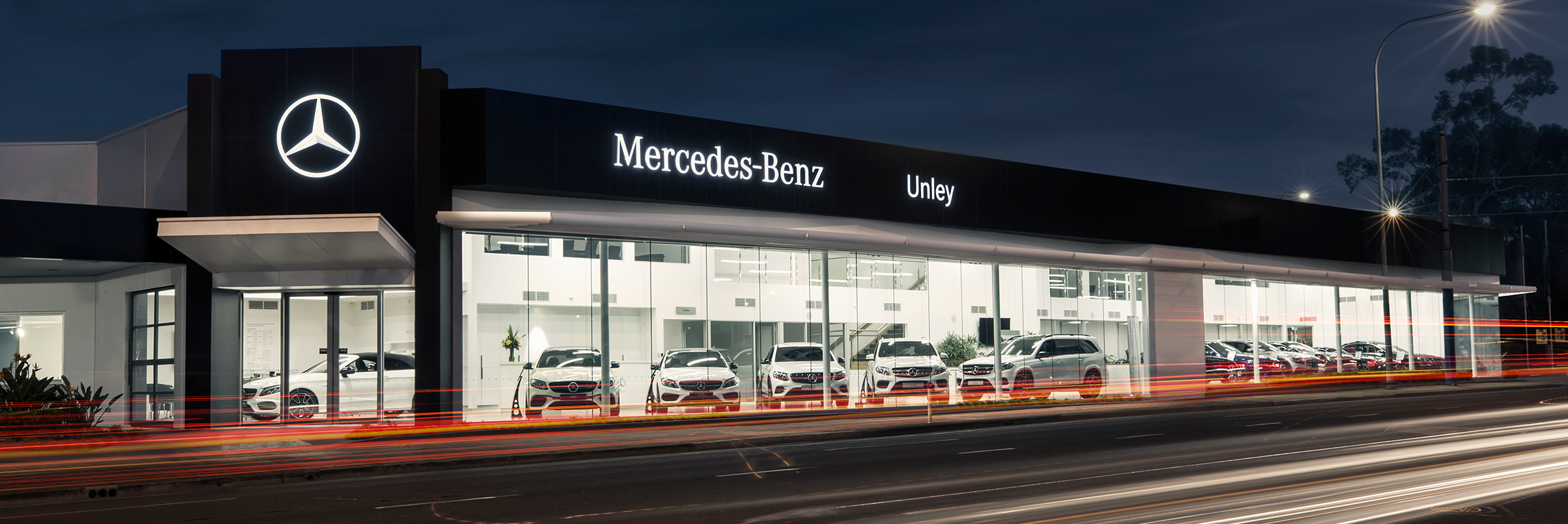 Mercedes-Benz Unley - CMV Group