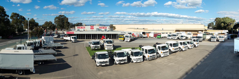 CMI Hino Adelaide - CMV Group