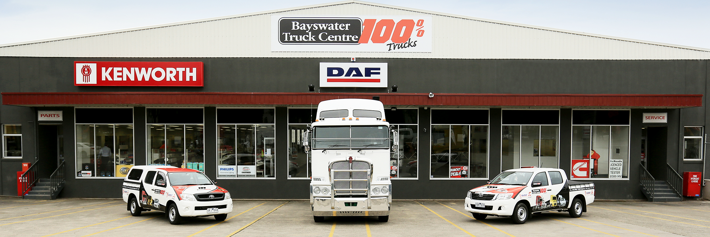 Bayswater Truck Centre - CMV Group