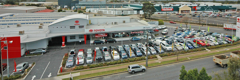 CMI Toyota Cheltenham CMV Group