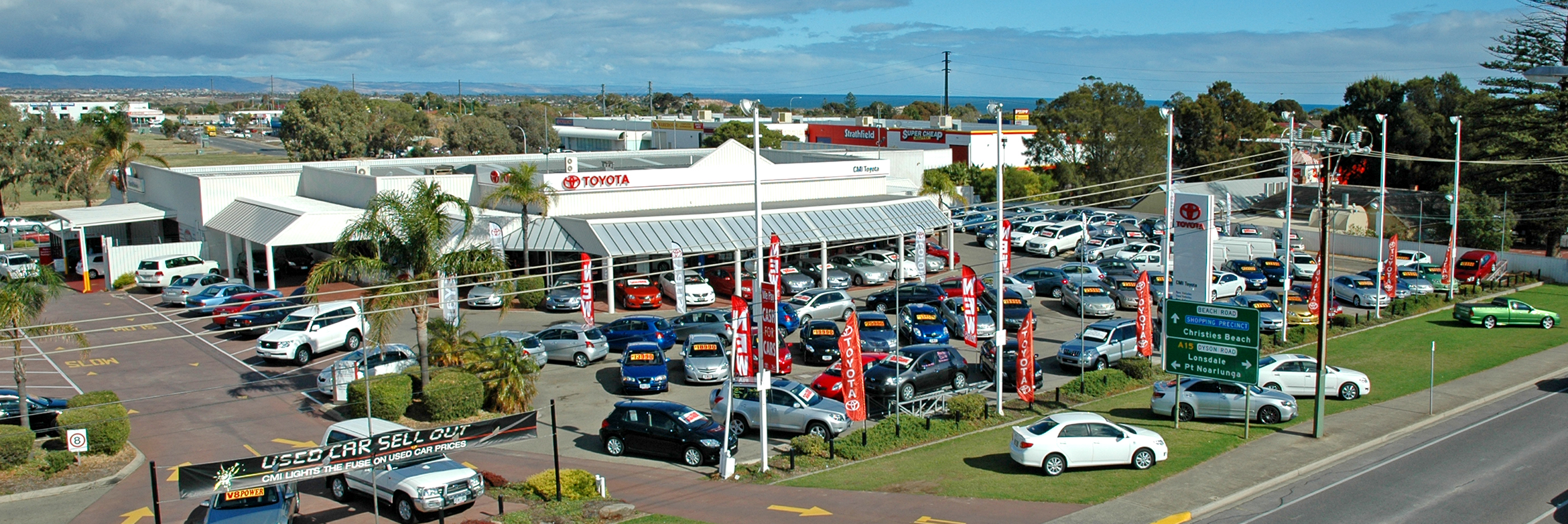 CMI Toyota Christies Beach - CMV Group
