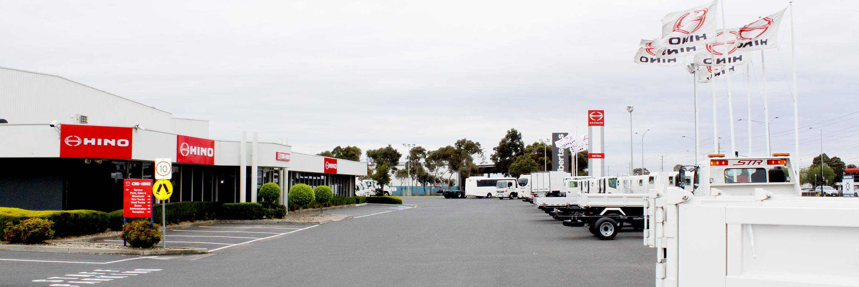 CMI Hino Melbourne - CMV Group
