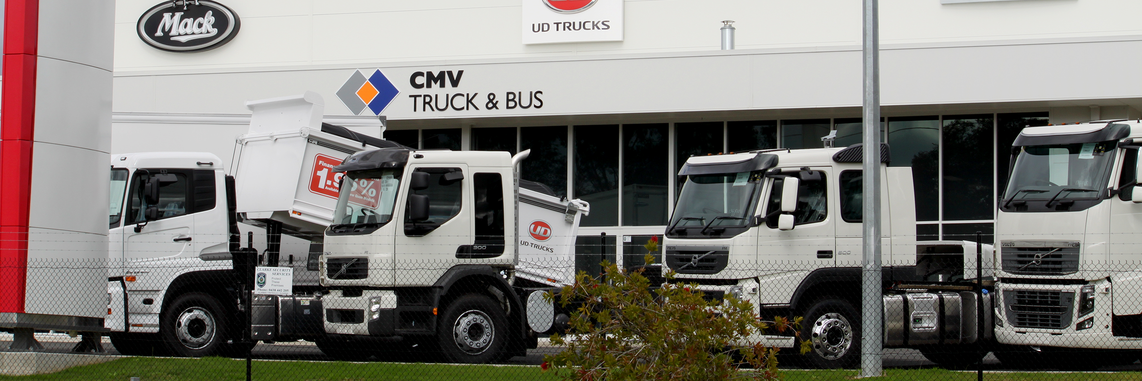 CMV Truck & Bus Albury Wodonga - CMV Group